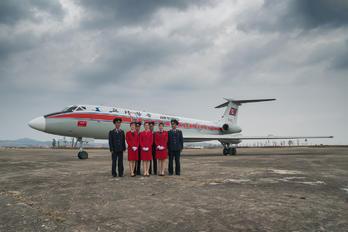 P-813 - Air Koryo Tupolev Tu-134B