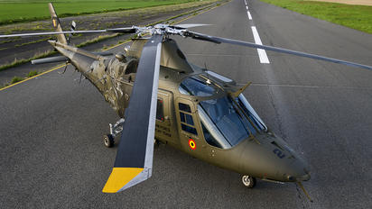 H-24 - Belgium - Air Force Agusta / Agusta-Bell A 109BA