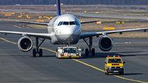 D-AIPB - Lufthansa Airbus A320 aircraft