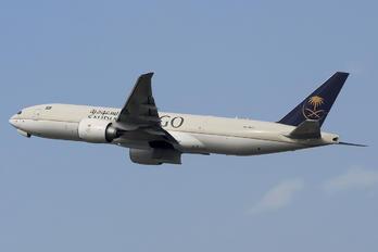 HZ-AK71 - Saudi Arabian Cargo Boeing 777F