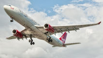 G-VKSS - Virgin Atlantic Airbus A330-300 aircraft