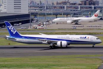 JA836A - ANA - All Nippon Airways Boeing 787-9 Dreamliner