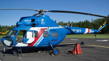 SP-SFF - Heliseco Mil Mi-2