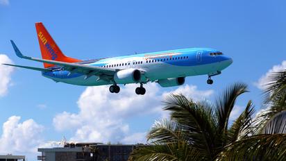 C-GVOJ - Sunwing Airlines Boeing 737-800