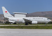 13-002 - Turkey - Air Force Boeing 737-700 aircraft