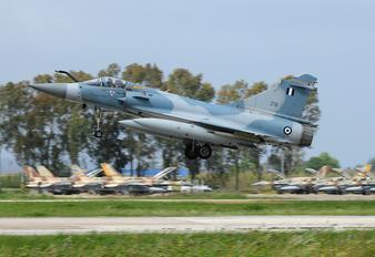 218 - Greece - Hellenic Air Force Dassault Mirage 2000EG