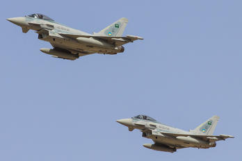 ZK388 - Saudi Arabia - Air Force Eurofighter Typhoon T.1