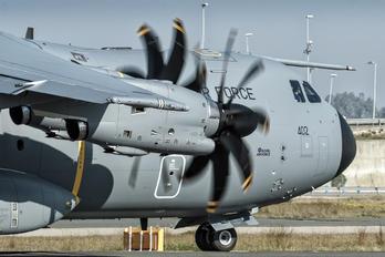 ZM402 - Royal Air Force Airbus A400M