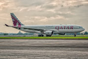 A7-ACA - Qatar Airways Airbus A330-200 aircraft