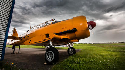 AA+666 - Private North American T-6G Texan