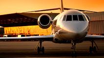 - - Private Dassault Falcon 900 series aircraft