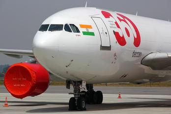 VT-AIN - Deccan Airbus A310