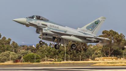 ZK386 - Saudi Arabia - Air Force Eurofighter Typhoon