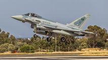 ZK386 - Saudi Arabia - Air Force Eurofighter Typhoon aircraft
