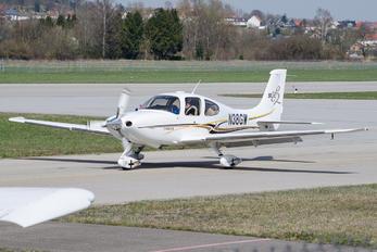 N38GW - Private Cirrus SR22