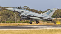 ZK393 - Saudi Arabia - Air Force Eurofighter Typhoon aircraft