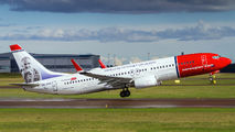 LN-DYU - Norwegian Air Shuttle Boeing 737-800 aircraft