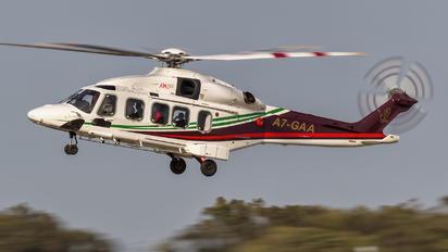 A7-GAA - Gulf Helicopters Agusta Westland AW189
