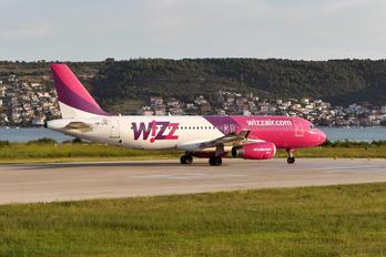 HA-LPE - Wizz Air Airbus A320