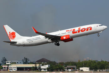 HS-LTP - Thai Lion Air Boeing 737-900ER