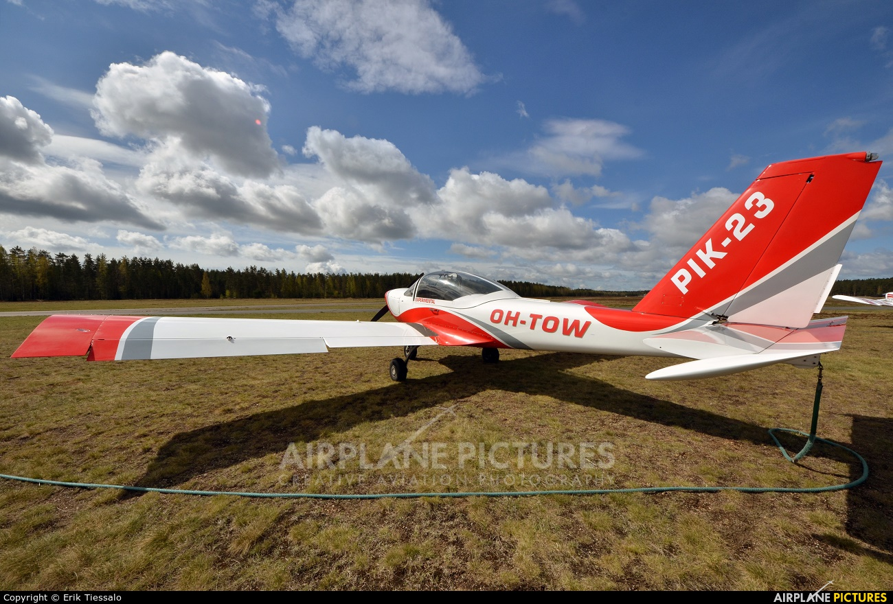 Private OH-TOW aircraft at Off Airport - Finland
