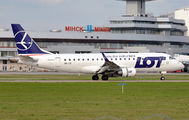 SP-LIF - LOT - Polish Airlines Embraer ERJ-175 (170-200) aircraft