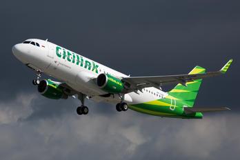 PK-GQK - Citilink Airbus A320