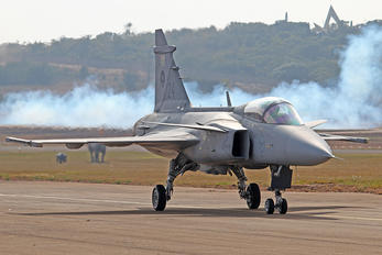 24 - South Africa - Air Force SAAB JAS 39C Gripen