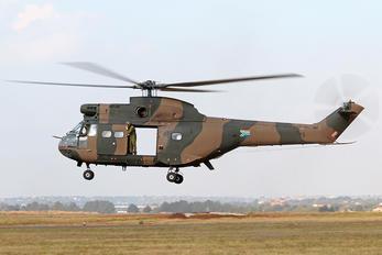 175 - South Africa - Air Force Museum Aerospatiale SA-330 Puma