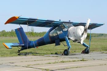 - - DOSAAF / ROSTO PZL 104 Wilga 35A