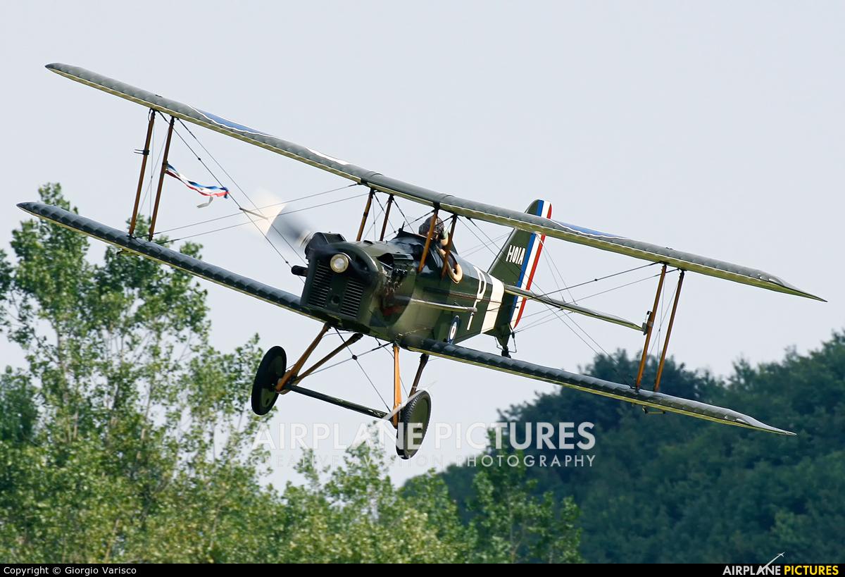 Private I-IOIA aircraft at Nervesa della Battaglia