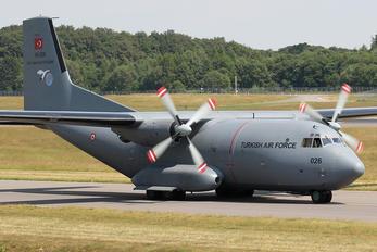 69-026 - Turkey - Air Force Transall C-160D