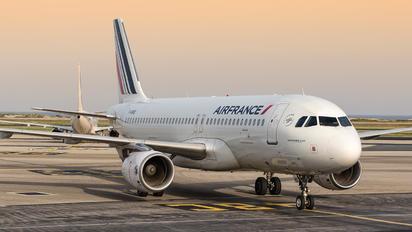 F-HBND - Air France Airbus A320