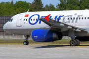 TC-OBG - Onur Air Airbus A320 aircraft