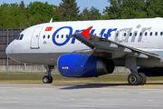 TC-OBG - Onur Air Airbus A320 aircraft