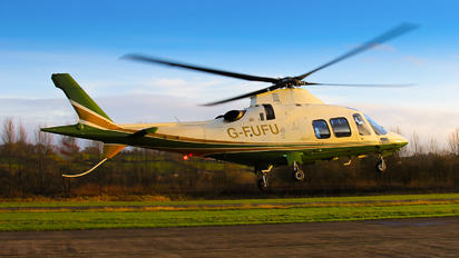 G-FUFU - Air Harrods Agusta / Agusta-Bell A 109S Grand