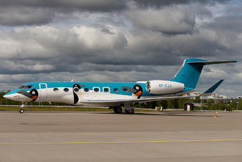 VP-CJJ - Private Gulfstream Aerospace G650, G650ER