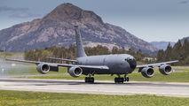 - - USA - Air Force Boeing KC-135R Stratotanker aircraft