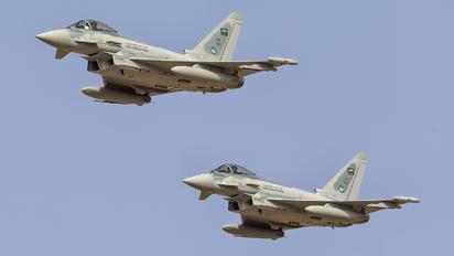 ZK393 - Saudi Arabia - Air Force Eurofighter Typhoon