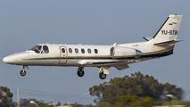 YU-BTB - Private Cessna 550 Citation Bravo aircraft