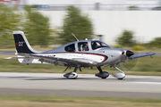 F-HIVE - Private Cirrus SR22 aircraft