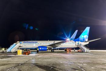 VQ-BTS - Pobeda Boeing 737-800