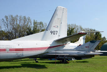 907 - Hungary - Air Force Antonov An-24