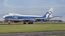 VP-BIK - Air Bridge Cargo Boeing 747-400F, ERF aircraft