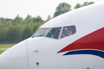 OK-TVS - Travel Service Boeing 737-800