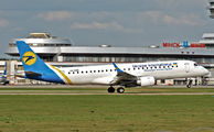 UR-EMB - Ukraine International Airlines Embraer ERJ-190 (190-100) aircraft