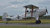 D-MCSK - Private Platzer Kiebitz aircraft