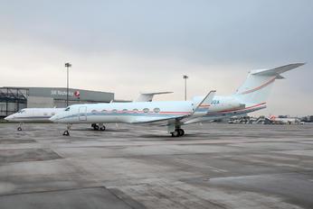 N890A - Private Gulfstream Aerospace G-V, G-V-SP, G500, G550