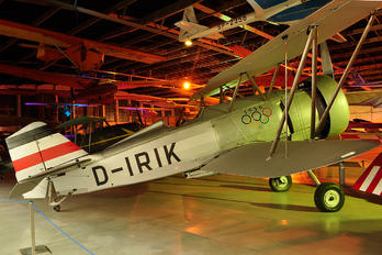 D-IRIK - Germany - Luftwaffe (WW2) Curtiss 35B Hawk II