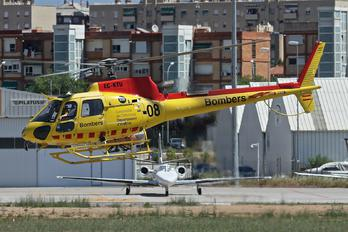 EC-KTU - Spain - Catalunya - Dept. of Interior Eurocopter EC350